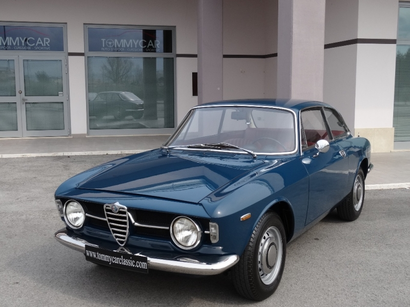 alfa romeo giulia gt junior 1 3 1970 89cv prezzo venduta sold verkauft. Black Bedroom Furniture Sets. Home Design Ideas