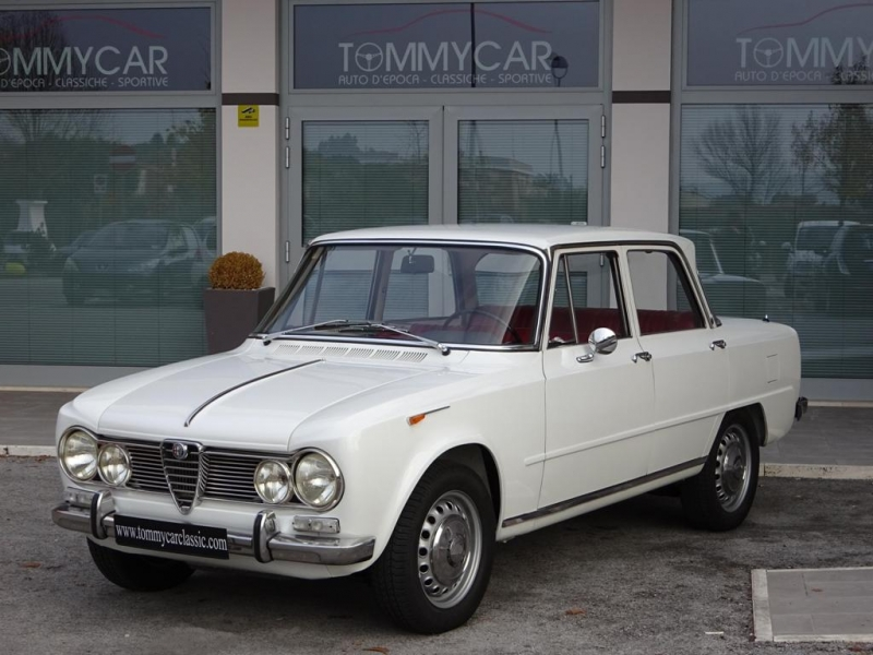 alfa romeo giulia super 1 6 1967 98cv prezzo venduta sold verkauft. Black Bedroom Furniture Sets. Home Design Ideas