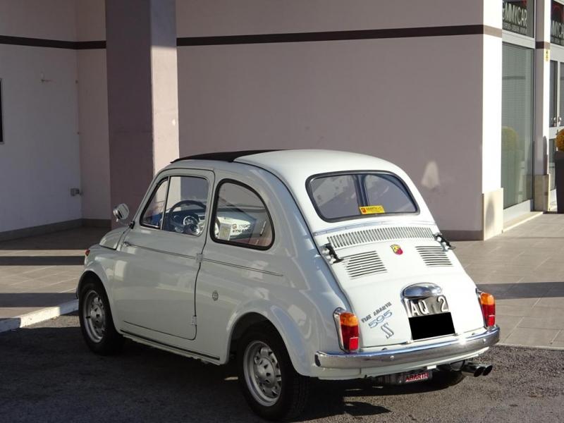 Fiat Abarth 595 D SS 1964 32cv Prezzo: Venduta / Sold/ Verkauft€