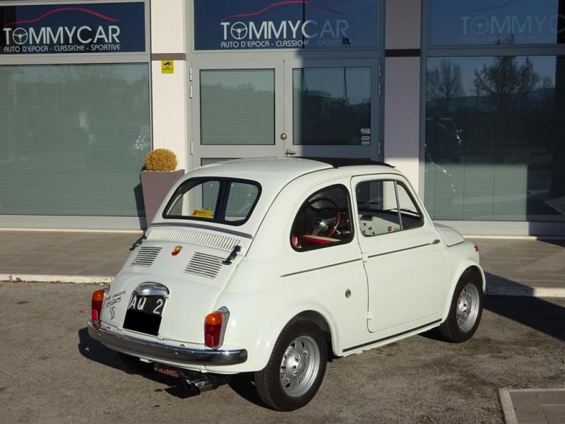 Fiat Abarth 595 D Ss 1964 32cv Prezzo Venduta Sold Verkauft