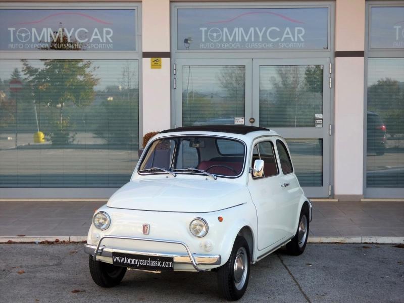 Fiat 500 L 1971 Cv Prezzo Venduta Sold Verkauft