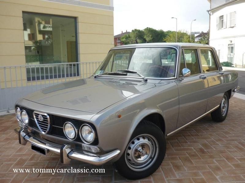 Extrêmement Alfa Romeo 2000 berlina 1° serie 1973 131cv Prezzo:€ IF39