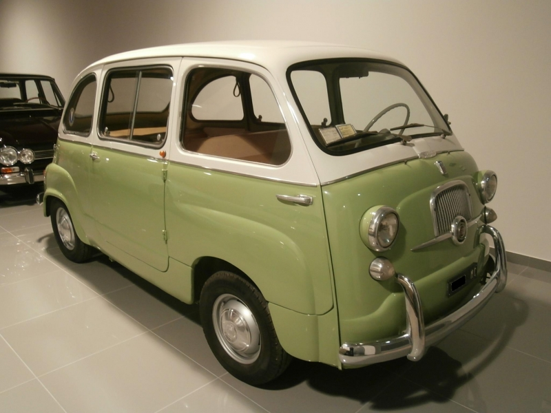 fiat 600 multipla 1963 cv prezzo venduta sold verkauft. Black Bedroom Furniture Sets. Home Design Ideas