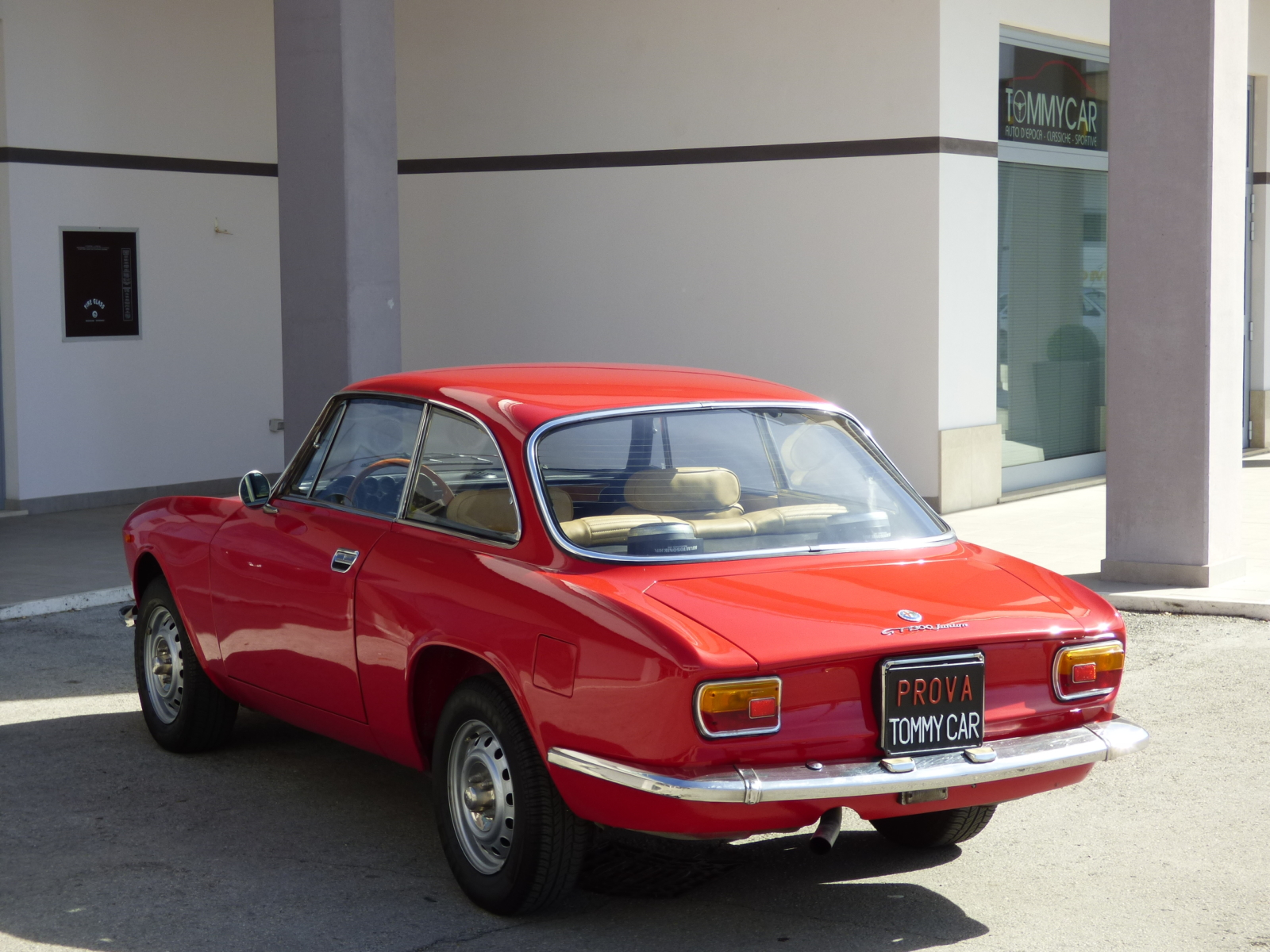 Alfa Romeo Gt Junior 1 3 1975 Tommycar